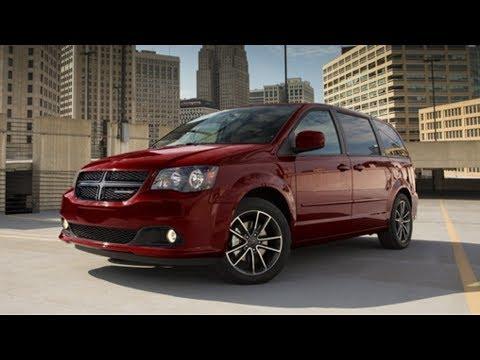 Dodge Grand Caravan 2018 Car Review