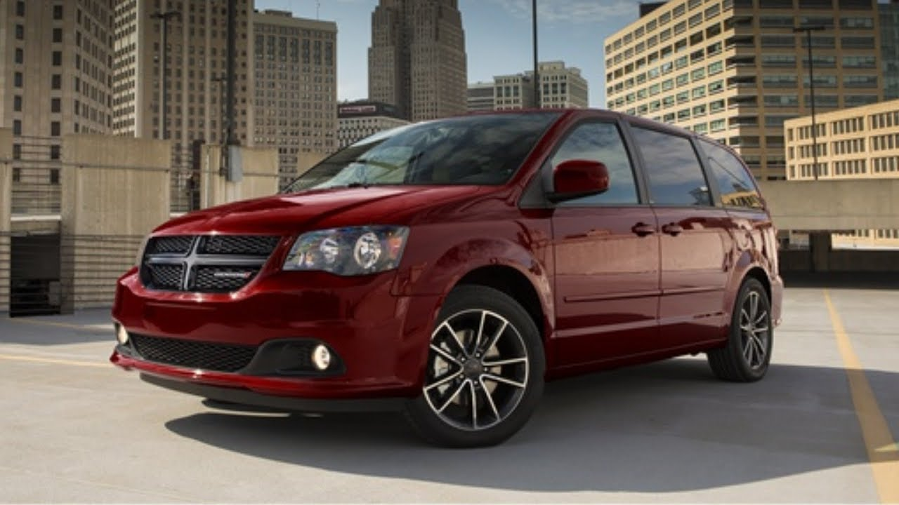 Dodge Grand Caravan 2018 Car Review