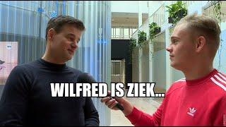 Heeft Wilfred Genee Corona?