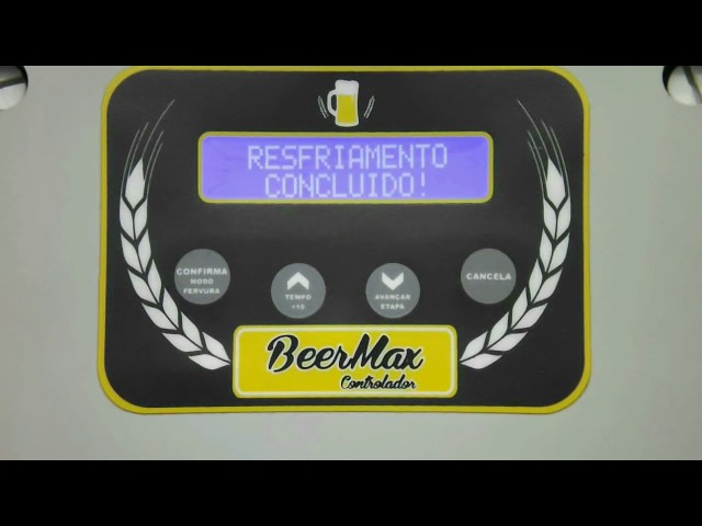 Controlador BeerMax Single Vassel