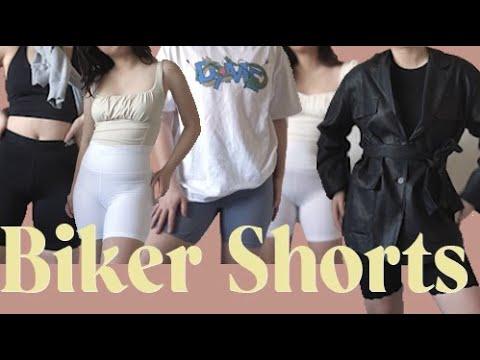 how-to-wear-biker-shorts-//-spring-summer-lookbook-2020