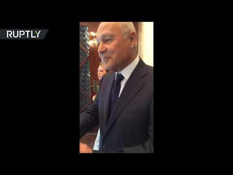 RT: Egypt's airstrikes in Libya 'very much justified' - Arab League Secretary-General Gheit