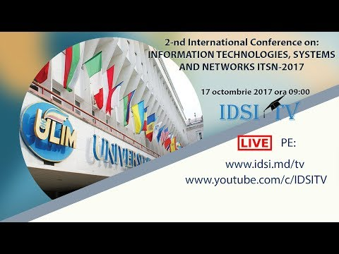 2-nd International Conference on: INFORMATION TECHNOLOGIES, SYSTEMS AND NETWORKS ITSN-2017