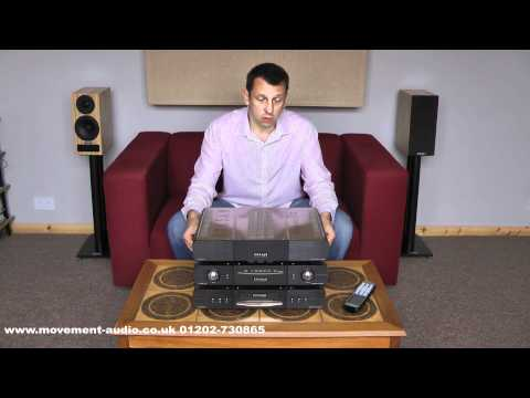 Roksan Caspian M2 Integrated Amplifier, CD Player & Power Amp Review by Movement Audio in HD