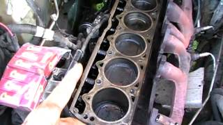 How to change Jeep 4.0 Cylinder Head