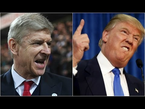 Wenger Goes All Donald Trump Over Arsenal Transfers! | AFTV Transfer Daily