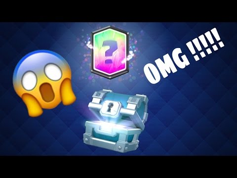 Clash royal coffre a l'infini !!!!(Chest Simulator)