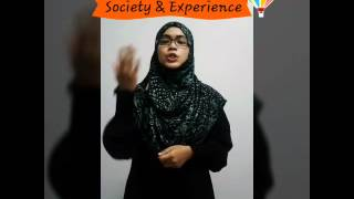 My video resume by Nur Wahidah Sabarudin