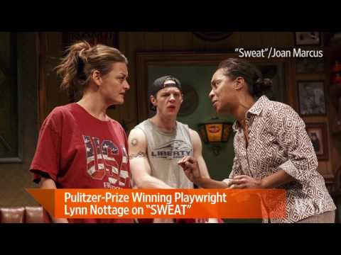 Lynn Nottage on Her Pulitzer Prize for SWEAT