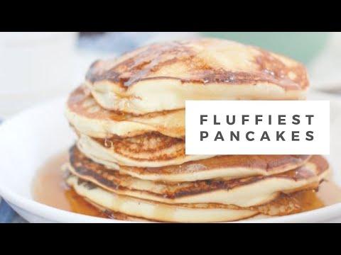 Pancakes Without Baking Powder Aka Souffle Pancakes