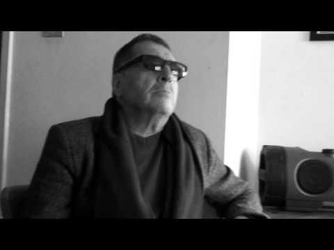 psychic Chris talks Bob Grant (Jack ) on th buses