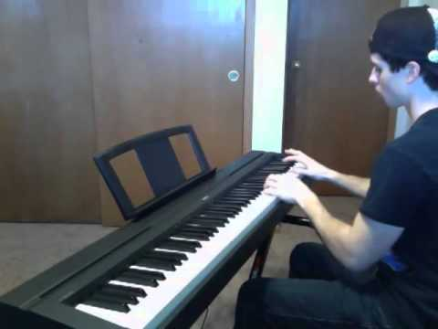 Avenged Sevenfold PIANO Trashed and Scattered