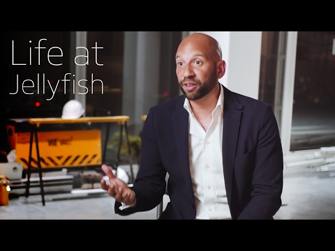 Jellyfish CEO Rob Pierre Shares His Global Ambition From The Shard