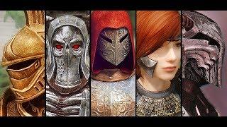 Skyrim - Top 10 Best Armor Mods of 2018