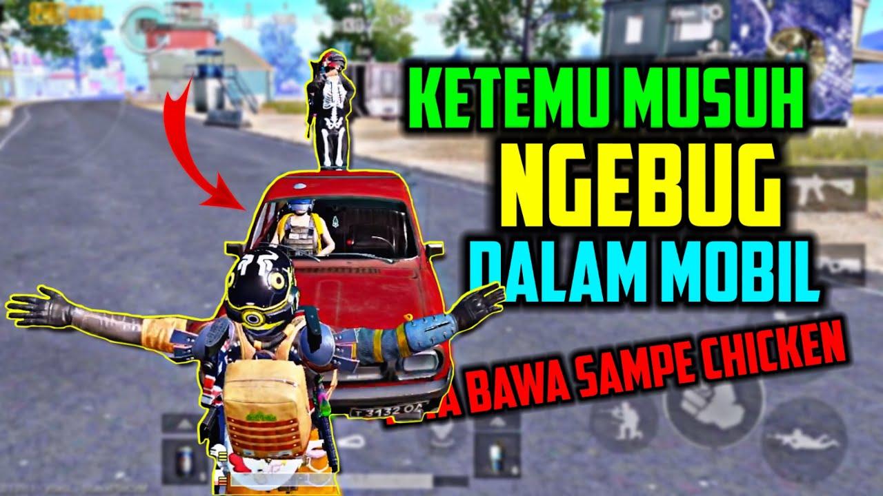 MISI LINDUNGI MUSUH NGEBUG DALAM MOBIL - PUBG MOBILE INDONESIA