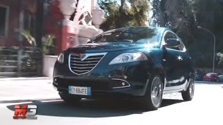 NEW LANCIA YPSILON 30TH 2015 - PREMIÈRE AND FIRST TEST DRIVE