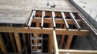 видео опалубка для монолитного строительства