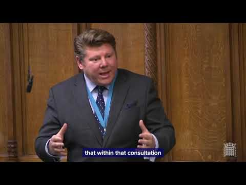 Speech: Dean Russell MP Asks About Communities Having A Say In Planning