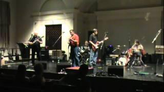 """China Grove"" featuring Joe Vitale and Joe Vitale Jr. on drums w/ GA Canton OH 5/25/12"