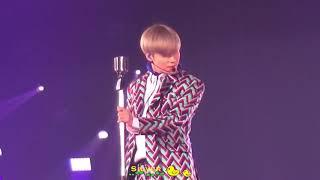180217 京セラドーム SHINee  Hello  ☆Taemin thumbnail