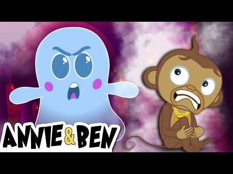 A Ghost House | Fun Cartoon Episodes For Kids | Adventures Of Annie & Ben