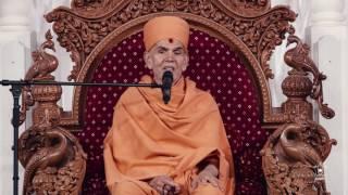 Guruhari Ashirwad 9 Jul 2017 (Evening), Chicago, IL, USA