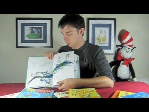 Yertle The Turtle -- Dr Seuss Books