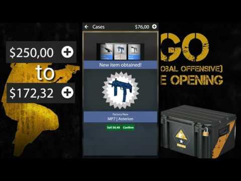 HG - CS:GO Case Opener Simulator!