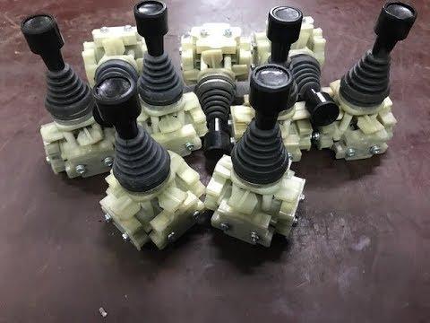 Джойстик токарного станка 1М63 ДИП300 ( с фиксацией )
