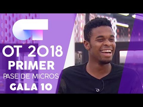 """""""UPTOWN FUNK"""" - FAMOUS   PRIMER PASE DE MICROS GALA 10   OT 2018"""