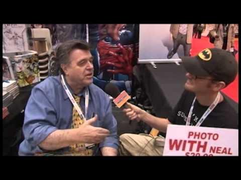 NYCC 2012: NEAL ADAMS Talks X-Men And His Career In Comics