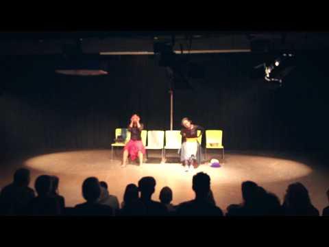 Niki's & Thoko's performance // Nordic Soul Festival 2014