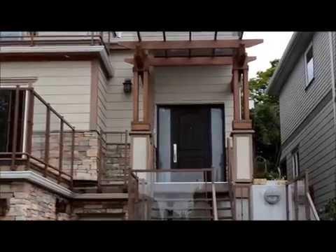Mahon Ave North Vancouver home designer, architect tech
