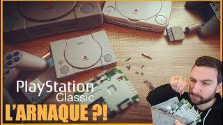 PLAYSTATION CLASSIC MINI : L