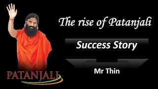 The Rise of Baba Ramdev's Patanjali | Patanjali Success Story