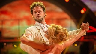 Jay McGuiness & Aliona Vilani Waltz to 'See The Day' - Strictly Come Dancing: 2015