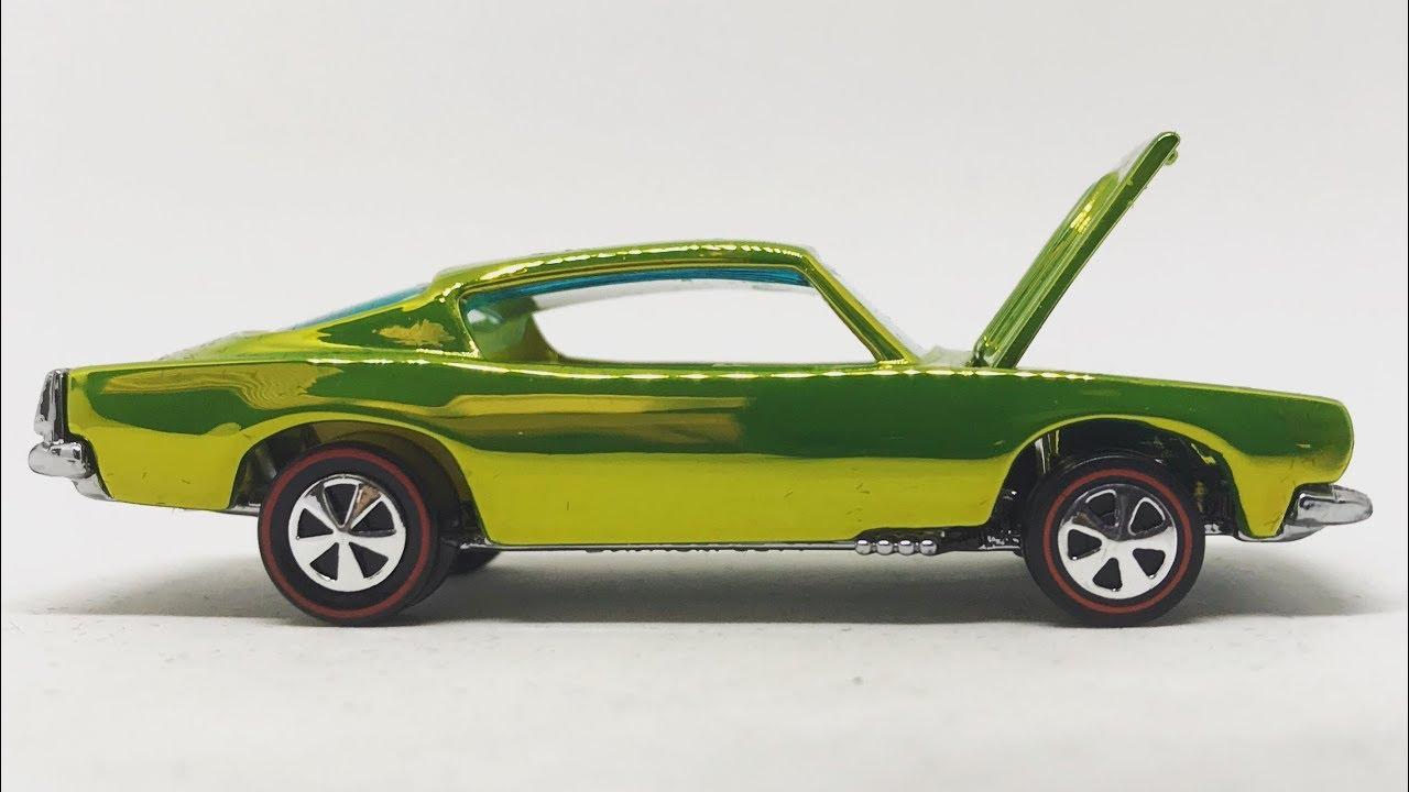 Custom Barracuda (2018 RLC Original 16 Display Set)