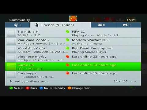 New Xbox 360 Kinect Dashboard