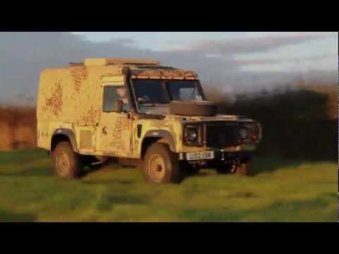 Snatch land rover - now sold