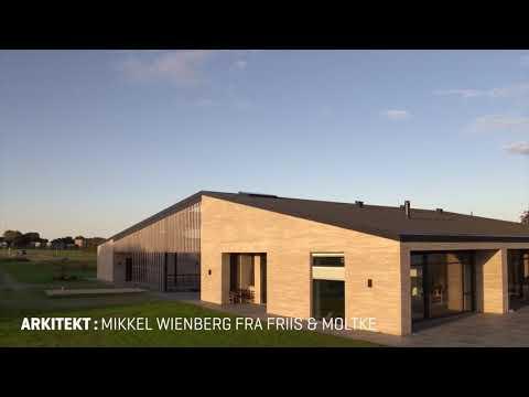 RandersTegl - неповторимый облик дома из кирпича ручной формовки