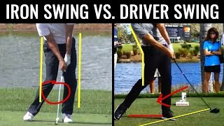 Gambar cover ⛳️[GOLF] Iron Swing Vs. Driver Swing (AVOID THESE MISTAKES!)