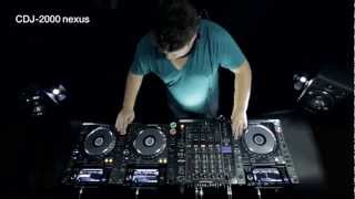 CDJ-2000nexus Eats Everything Performance