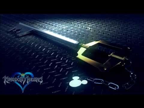 Kingdom Hearts Simple and Clean [Birth By Sleep] by Utada Hikaru 720p HD Audio Boost Remix w/Lyrics