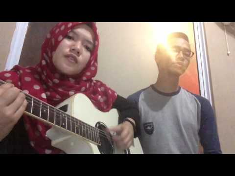 Payung Teduh - Rahasia (cover by Me ft. Geov)