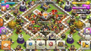 CLASH OF CLANS HILE HER SEY FULL