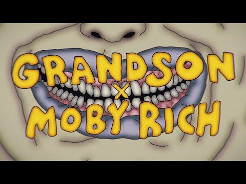 Смотреть клип Grandson X Moby Rich - Happy Pill