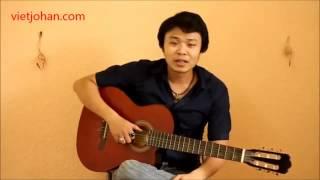 Juliette Dương Trung ft Bảo Khánh lớp guitar Việt johan ,Giới thiệu 1 số kỹ năng guitar đặc biệt P2