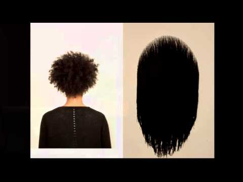 Sonya Clark : Hair to There: Weaving Tales with Textiles