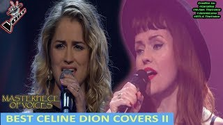 CELINE DION COVERS IN THE VOICE [PART 2]