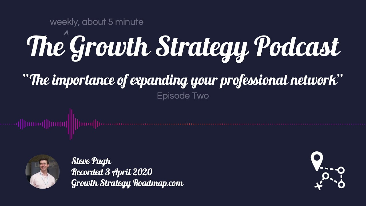 The Growth Strategy Podcast - 3 April 2020